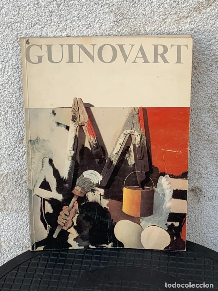 GUINOVART CENTRE D´ETUDES CATALANES PARIS 1983 BARCELONA 29X21CMS (Arte - Catálogos)