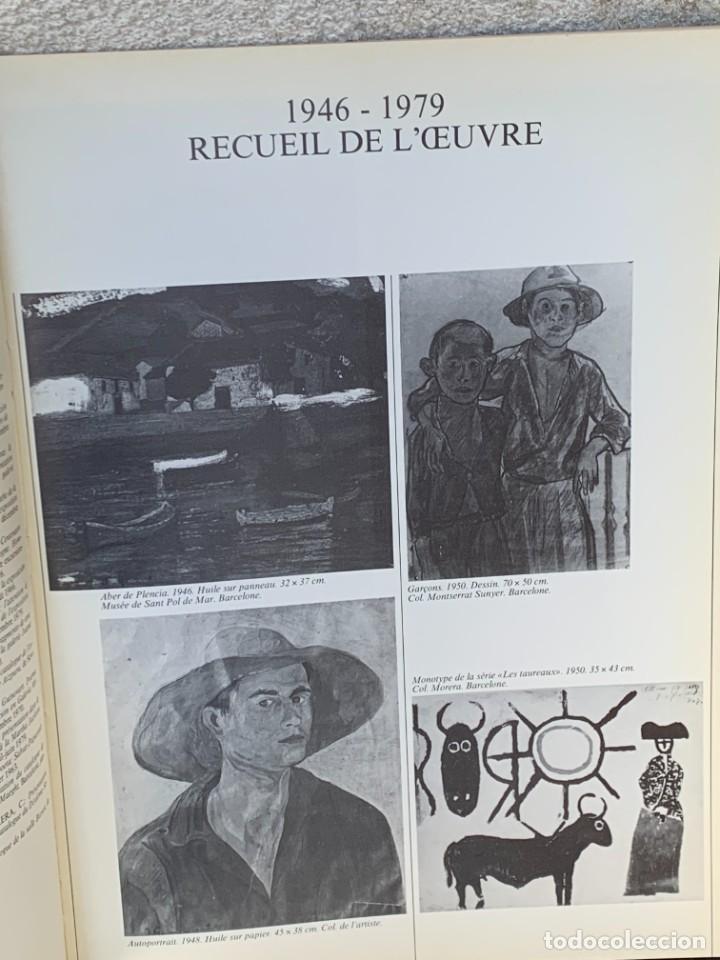 Arte: GUINOVART CENTRE D´ETUDES CATALANES PARIS 1983 BARCELONA 29X21CMS - Foto 12 - 267907764