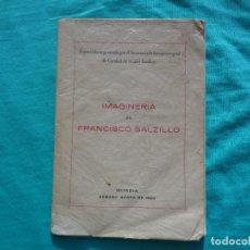 Arte: IMAGINERÍA DE FRANCISCO ZALZILLO, 1953 MURCIA.. Lote 268996754