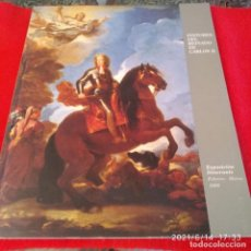 Arte: PINTORES DEL REINADO DE CARLOS II, 1996, MUSEO DEL PRADO, 123 PÁGINAS EN RÚSTICA. BUEN EJEMPLAR.. Lote 269113528
