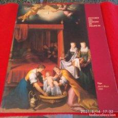 Arte: PINTORES DEL REINADO DE FELIPE III, 1993, MUSEO DEL PRADO, 134 PÁGINAS EN RÚSTICA. BUEN EJEMPLAR.. Lote 269114028