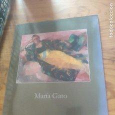 Arte: MARÍA GATO. XUNTA DE GALICIA.. Lote 269470428