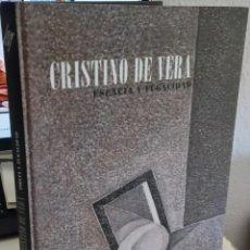 Art: CRISTINO DE VERA ESENCIA Y FUGACIDAD EXPOSICIÓN IVAM 2005. Lote 272387498