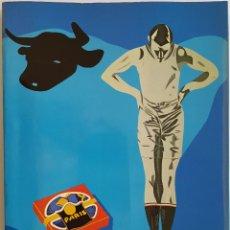 Arte: EDUARDO ARROYO, 20 AÑOS DE PINTURA. CATÁLOGO DE LA EXPOSICIÓN DE 1982. Lote 273337553