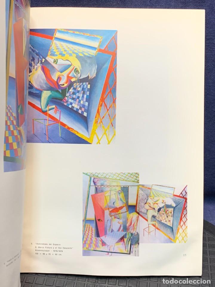 Arte: CHEMA COBO PINTURAS DIBUJOS ACURELAS 1977-81 MADRID 1981 30X21CMS - Foto 9 - 274243128