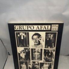 Art: GRUPO AFAL 1956-1991: CUALLADO-GÓMEZ-MASATS-MASPONS-MISERACHS-ONTAÑÓN-PÉREZ- SIQUIER-SCHOMMER-TERRE. Lote 275020513