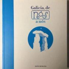 """Art: CATÁLOGO """"GALICIA, DE NÓS A NÓS"""". XERACIÓN NÓS. IDIOMAS GALLEGO Y CASTELLANO.. Lote 276416028"""