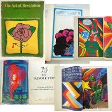 Arte: THE ART OF REVOLUTION. CASTRO'S CUBA 1959 - 1970. STERMER DUGALD. 1970. Lote 277173353