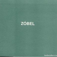 Art: ZOBEL, FERNANDO. VALENCIA 1995, 48 PÁG.. Lote 277626023