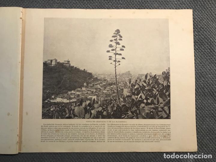 Arte: Panorama Nacional Bellezas de España y sus Colonias, No.15, H. Miralles, Barcelona (h.1890?) Des… - Foto 6 - 278687018