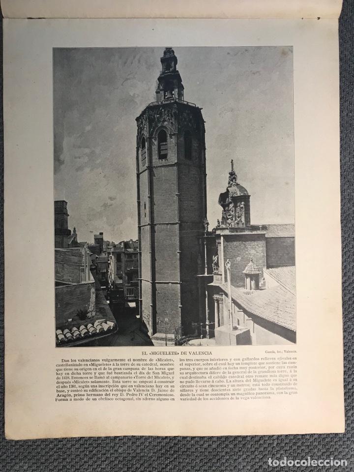 Arte: Panorama Nacional Bellezas de España y sus Colonias, No.2, H. Miralles, Barcelona (h.1890?) - Foto 4 - 278698583
