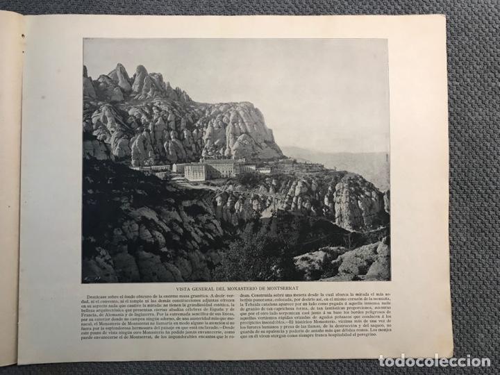 Arte: Panorama Nacional Bellezas de España y sus Colonias, No.2, H. Miralles, Barcelona (h.1890?) - Foto 5 - 278698583