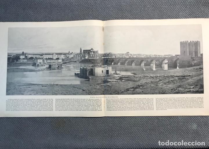 Arte: Panorama Nacional Bellezas de España y sus Colonias, No.2, H. Miralles, Barcelona (h.1890?) - Foto 6 - 278698583