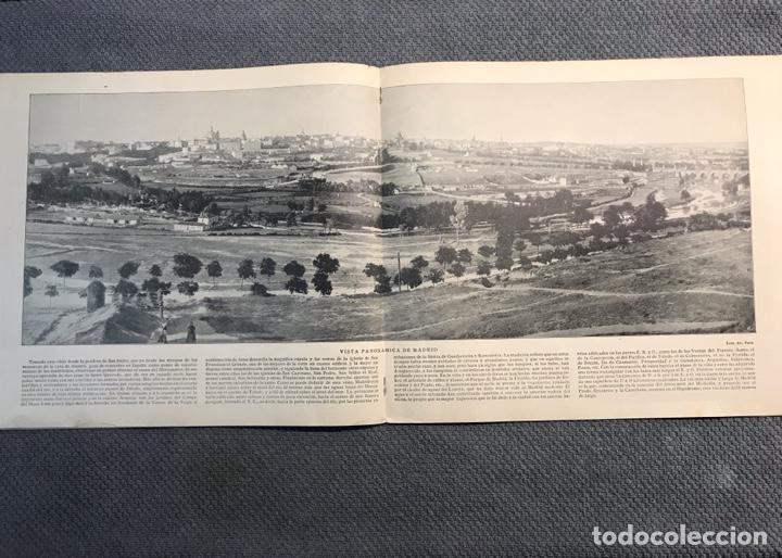 Arte: Panorama Nacional Bellezas de España y sus Colonias, No.14, H. Miralles, Barcelona (h.1890?) - Foto 4 - 278699858
