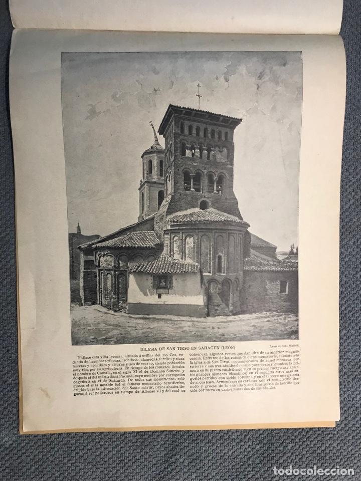 Arte: Panorama Nacional Bellezas de España y sus Colonias, No.14, H. Miralles, Barcelona (h.1890?) - Foto 7 - 278699858