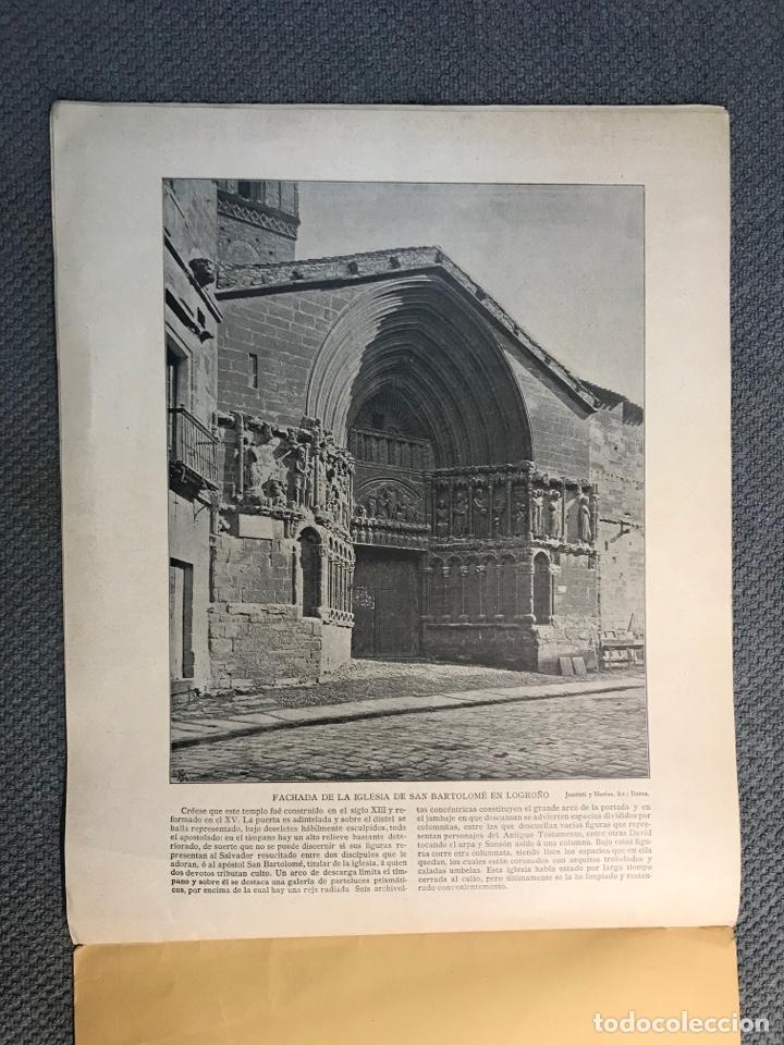 Arte: Panorama Nacional Bellezas de España y sus Colonias, No.14, H. Miralles, Barcelona (h.1890?) - Foto 8 - 278699858