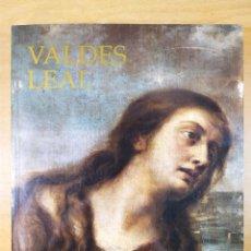 Arte: VALDES LEAL / ENRIQUE VALDIVIESO / 1991. Lote 278873328