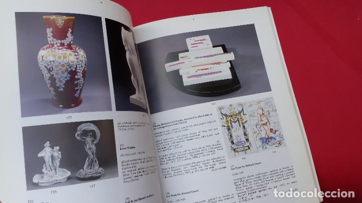 Arte: MODERNISMO - ART NOVEAU - SUBASTA - AUCTION - SOTHEBYS 1995 - Foto 8 - 279449488