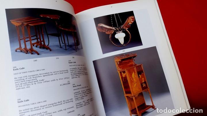 Arte: MODERNISMO - ART NOVEAU - SUBASTA - AUCTION - SOTHEBYS 1995 - Foto 9 - 279449488