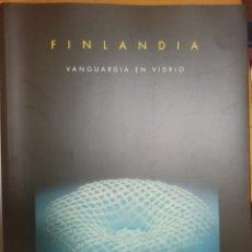 Arte: FINLANDIA VANGUARDIA EN VIDRIO. Lote 287042253