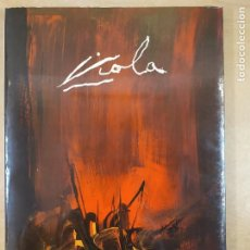 Arte: HOMENAJE A MANUEL VIOLA / ZARAGOZA 1987. Lote 287203498