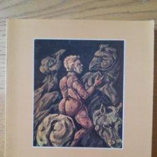 Arte: FRASCIONES, CATALOGO DE LA EXPOSICION ANTOLOGICA, 1948-1996, MIN. ASUNTOS EXT. ITALIANOS. RARO. Lote 287752468