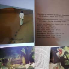 Arte: J. TORRENTS LLADO : PAISAJES / LANDSCAPES . GALERIA OLD HOME, NOVIEMBRE DE 1975. Lote 288498998