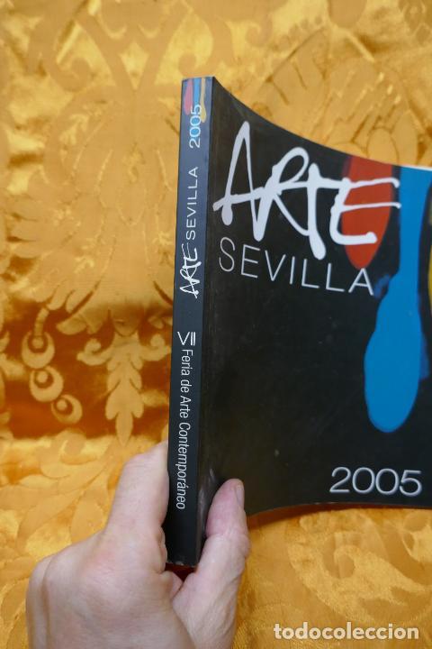 Arte: ARTE SEVILLA 2005. VII FERIA DE ARTE CONTEMPORANEO. EXCELENTE ESTADO. - Foto 2 - 288543788