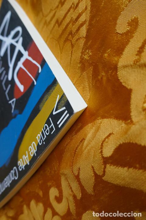 Arte: ARTE SEVILLA 2005. VII FERIA DE ARTE CONTEMPORANEO. EXCELENTE ESTADO. - Foto 3 - 288543788