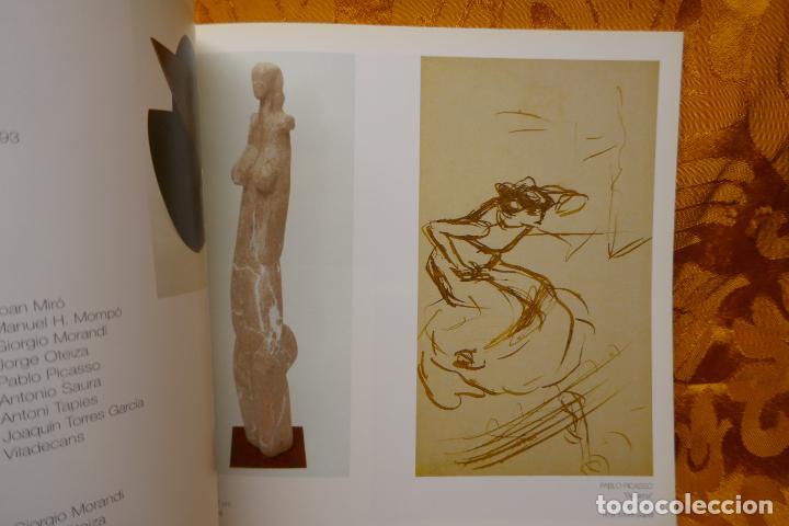 Arte: ARTE SEVILLA 2005. VII FERIA DE ARTE CONTEMPORANEO. EXCELENTE ESTADO. - Foto 6 - 288543788