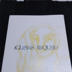 Arte: IGLESIAS REQUEJO MUSEO PROVINCIAL DE LUGO CON MOTIVO DE SU EXPOSICION 2006 100 PAGINAS BUEN ESTADO. Lote 288584723
