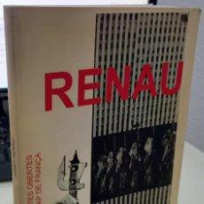 Arte: RENAU A EL CABANYAL - EXPOSICIÓN VALENCIA 2000. Lote 289341248