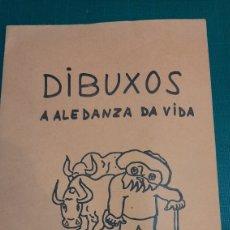 Arte: LUGO ALFREDO LABAJO PINTOR 1984 SAN XOAN MADRID EXPOSICIÓN TOISON. Lote 289343733