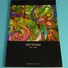 Arte: ART ROOM 2007 - 2008 CON PRECIOS. Lote 294480708
