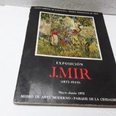 Arte: EXPOSICION J. MIR 1873 1940. Lote 295016043