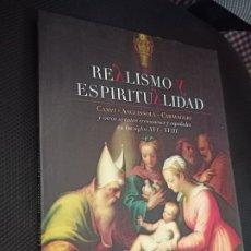 Arte: REALISMO Y ESPIRITUALIDAD. CAMPI - ANGUISSOLA - CARAVAGGIO Y OTROS ARTISTAS CREMONENSES Y ESPAÑOLES. Lote 296609558