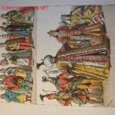 Arte: ALBERT KRETSCHMER LITOGRAFIA DE 1882 COSTUMES OF ALL NATIONS. Lote 8922770