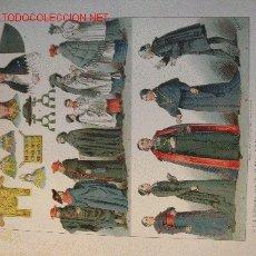 Arte: ALBERT KRETSCHMER LITOGRAFIA DE 1882 COSTUMES OF ALL NATIONS. Lote 1029493