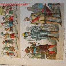 Arte: ALBERT KRETSCHMER LITOGRAFIA DE 1882 COSTUMES OF ALL NATIONS. Lote 1029500