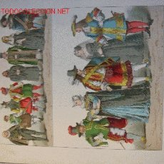 Arte: ALBERT KRETSCHMER LITOGRAFIA DE 1882 COSTUMES OF ALL NATIONS. Lote 1029508