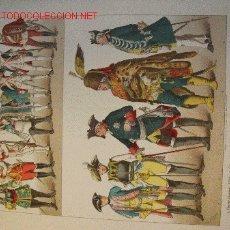 Arte: ALBERT KRETSCHMER LITOGRAFIA DE 1882 COSTUMES OF ALL NATIONS. Lote 1031379
