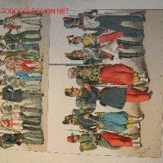 Arte: ALBERT KRETSCHMER LITOGRAFIA DE 1882 COSTUMES OF ALL NATIONS. Lote 9090840