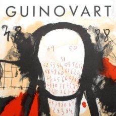 Arte: JOSEP GUINOVART CARTEL ( CROMOLITOGRAFÍA) EXPOSICIÓN MUSEUM BOCHUM ALEMANIA 1990 FIRMADO EN PLANCHA. Lote 21578583