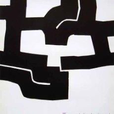 Arte: EDUARDO CHILLIDA / COMPOSICIÓN-4 . CROMOLITOGRAFÍA 1974. Lote 31673384