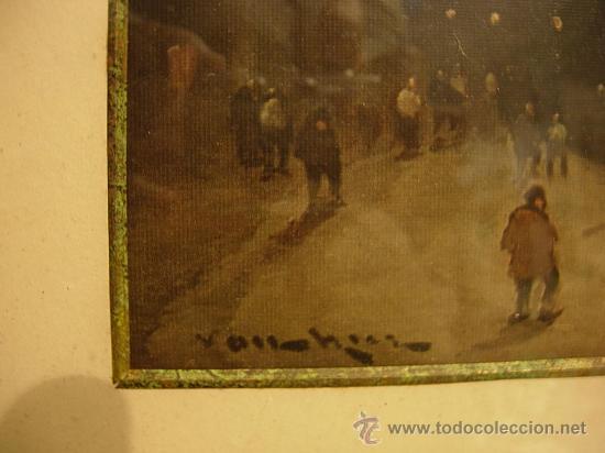 Arte: PAREJA DE ACUARELAS ENMARCADAS ACUARELA - Foto 9 - 75100625
