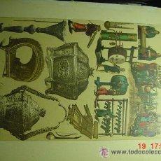 Arte: CHINA CROMOLITOGRAFIA SIGLO XIX. Lote 31089673
