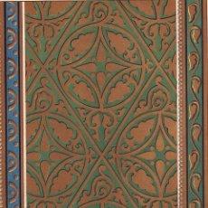 Arte: UXG CROMOLITOGRAFIA C. 1890 J. ALEU ARTE BIZANTINO PINTURAS FRESCO MUY RARA. Lote 40209850