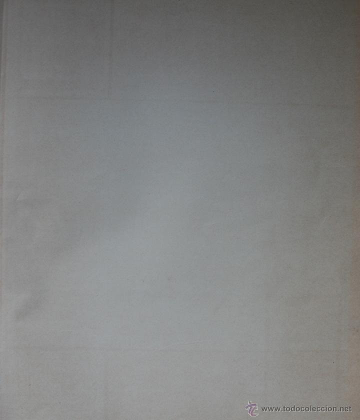 Arte: TEJIDOS DE LAS EPOCAS ALEJANDRINA Y BIZANTINA LÁMINA CROMOLITOGRAFIADA - 1897 - Foto 5 - 41091221