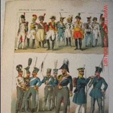 Arte: ALBERT KRETSCHMER LITOGRAFIA DE 1882 COSTUMES OF ALL NATIONS. Lote 1311263