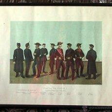 Arte: CROMOLITOGRAFÍA PINT. ENRIQUE DE SORIA SANTA CRUZ -1884. Lote 47425515